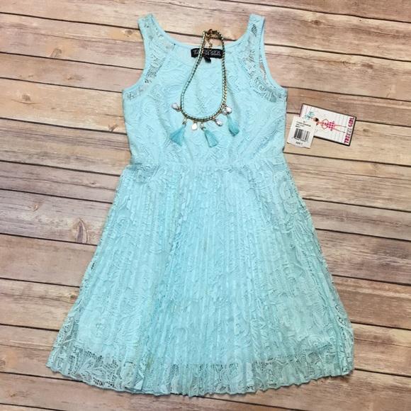 064ef7787 Trixxi Dresses | Nwt Girl Dress | Poshmark